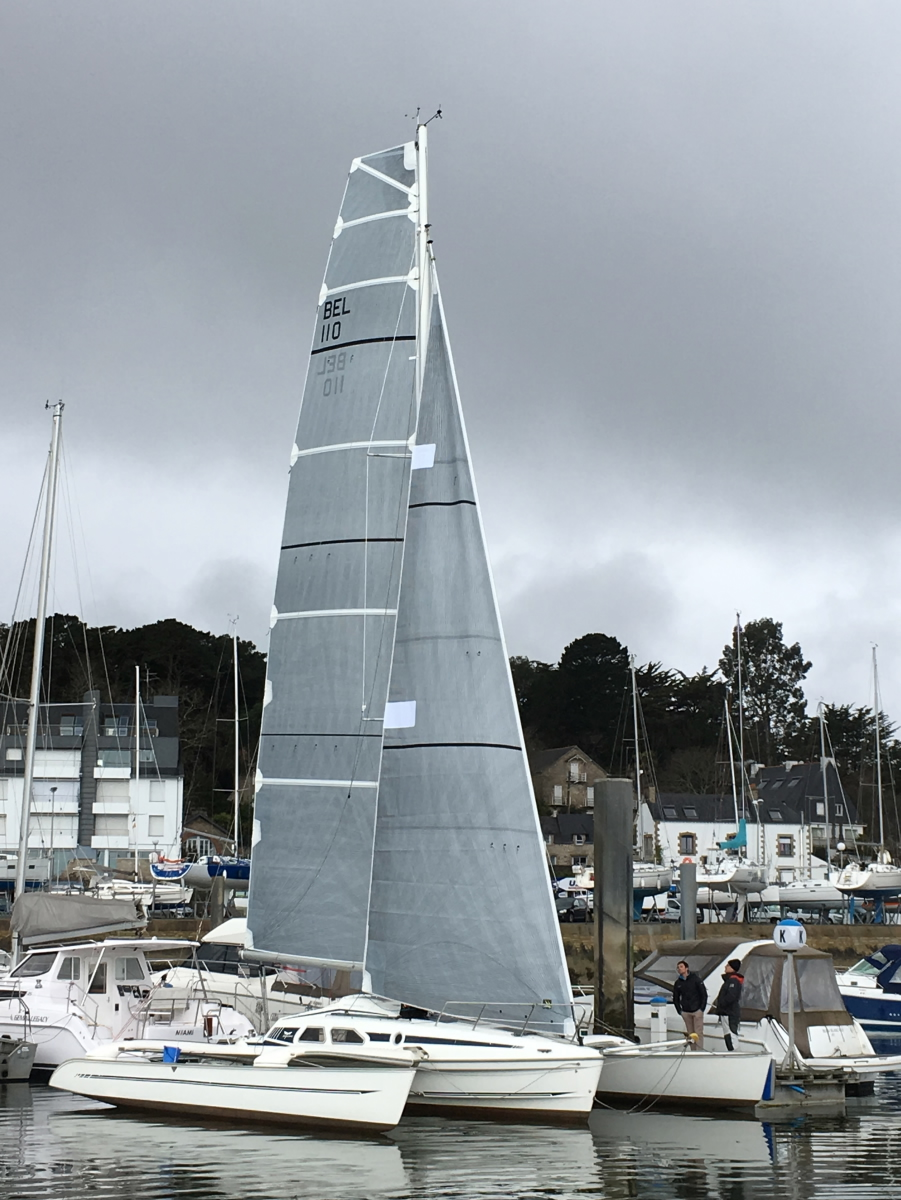 Achat -vente Trimarans occasion - DRAGONFLY 920 Extreme